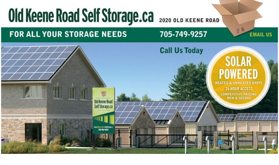 Old Keene Road Self Storage